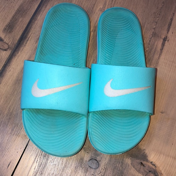 Nike Shoes | Womens Teal And White Nike